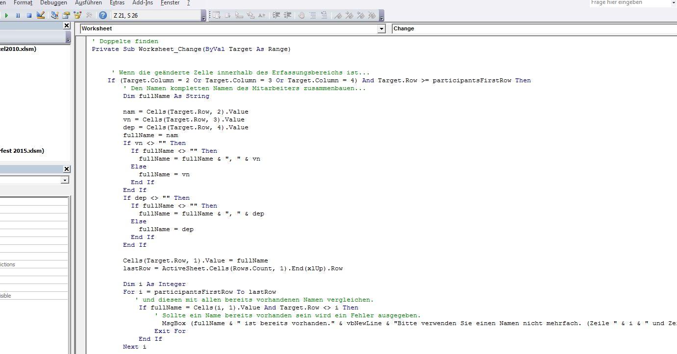 Listbox auslesen, Multiselect - Visual Basic for Applications (VBA ...